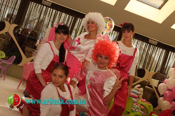 организация праздников и проведение в Киеве