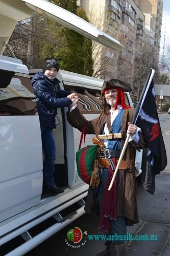 Экспресс-поздравления для детей в Киеве
