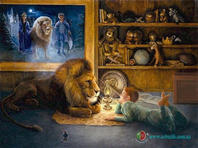 дети любят сказку
