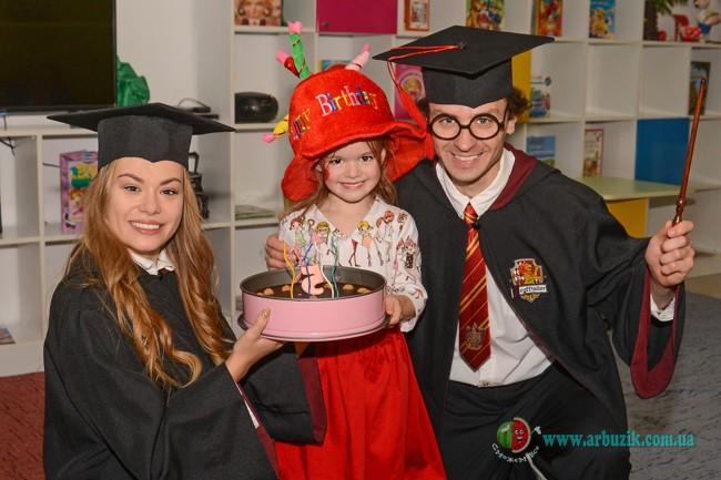 заказать Гари Поттера на праздник, Киев