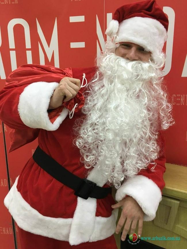 заказать Санта Клауса на дом в Киеве