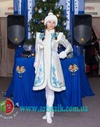 костюм снегурочки, на прокат