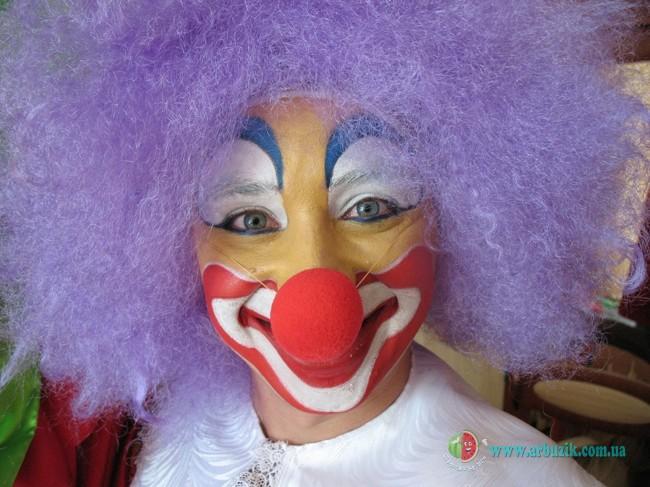 клоуны в киеве