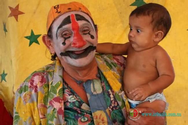клоуны на дом в Киеве