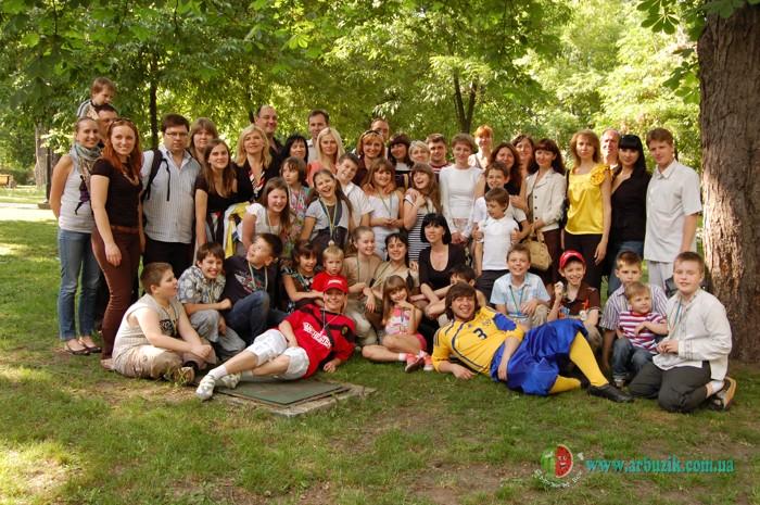 детские аниматоры в Киеве